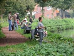 Herbstfest und Damenangeln 2007