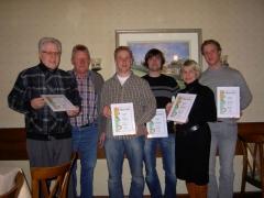 Mitgliederehrungen 2011
