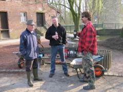 Umwelttag der Gemeinde Metelen 24.03.2012